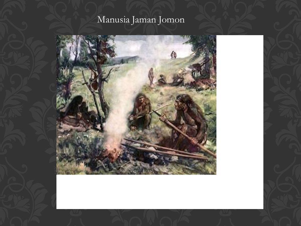 Manusia Jaman Jomon