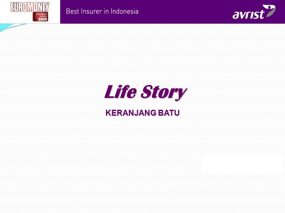 Life Story KERANJANG BATU