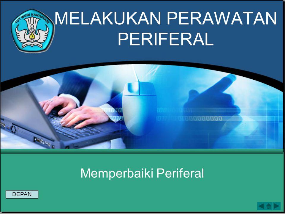 1. Jelaskan dan uraikan bagian periferal yang ada dalam sebuah PC 3.Tuliskan minimal 5 piranti input dan 5 piranti output dan jelaskan ciri khas dan k