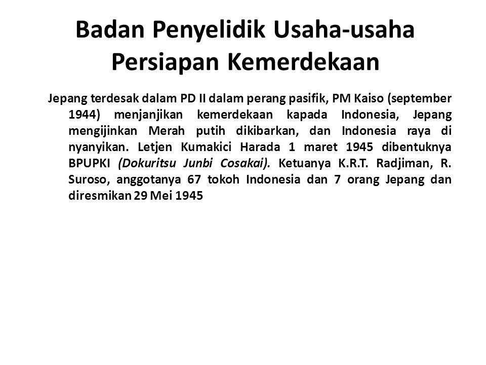 Moh. Hatta, Soekarno, Mr Ahmad Subardjo saat perumusan teks Proklamasi