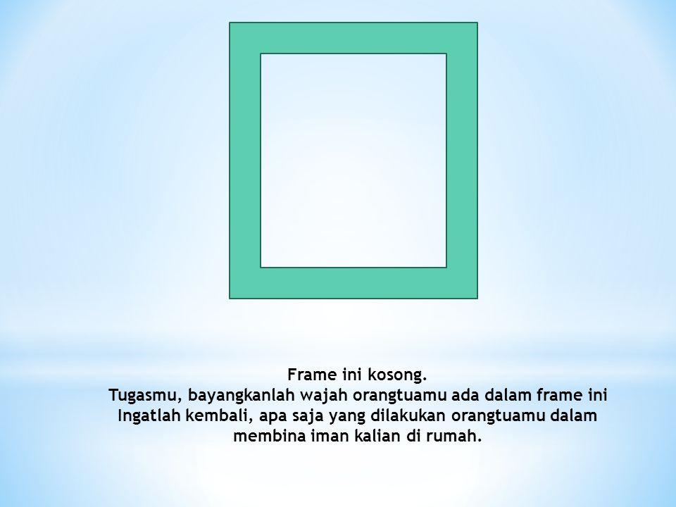Frame ini kosong.