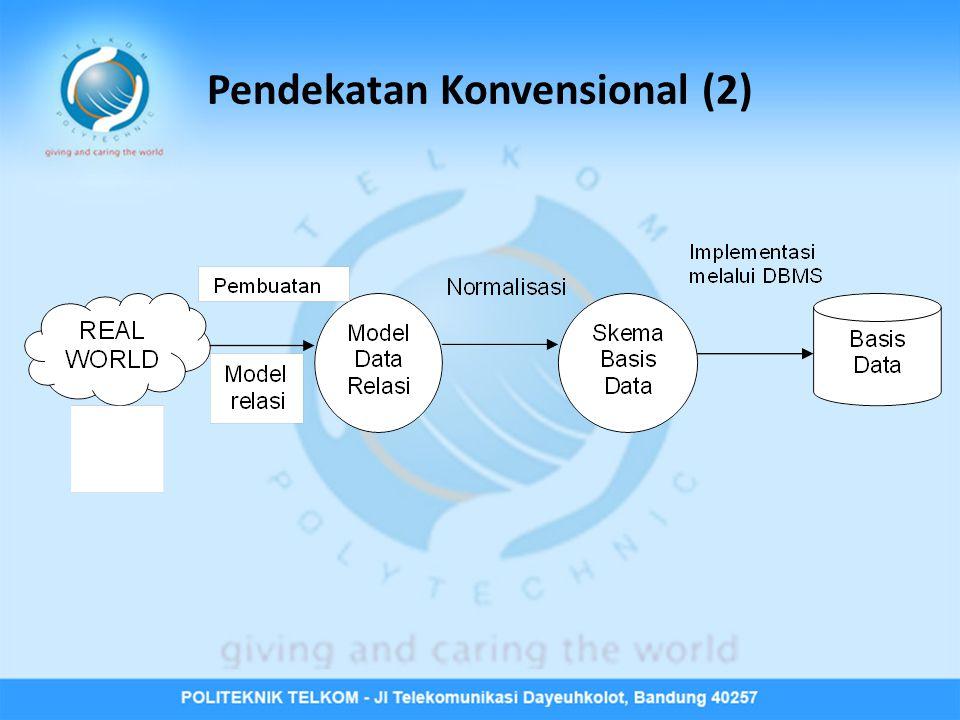 Pendekatan Konvensional (2)