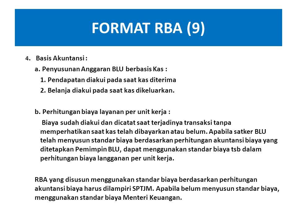 3.Rumusan Program, Kegiatan dan Output sama dgn Program, Kegiatan dan Output Renstra, Renja dan RKA-KL. a. Program : 1.Penjabaran visi/misi K/L, rumus