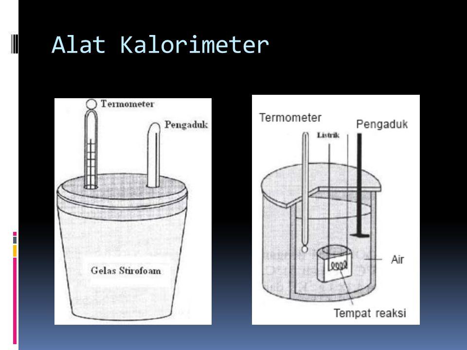 Alat Kalorimeter