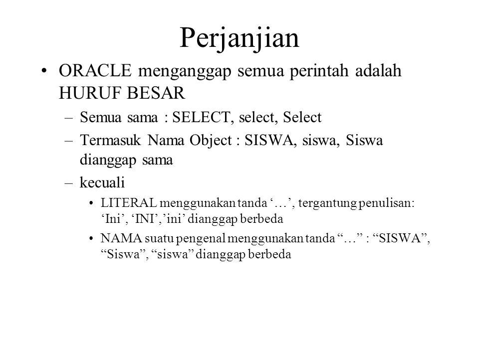Pendahuluan •Perintah SQL: –Data Retrieval.