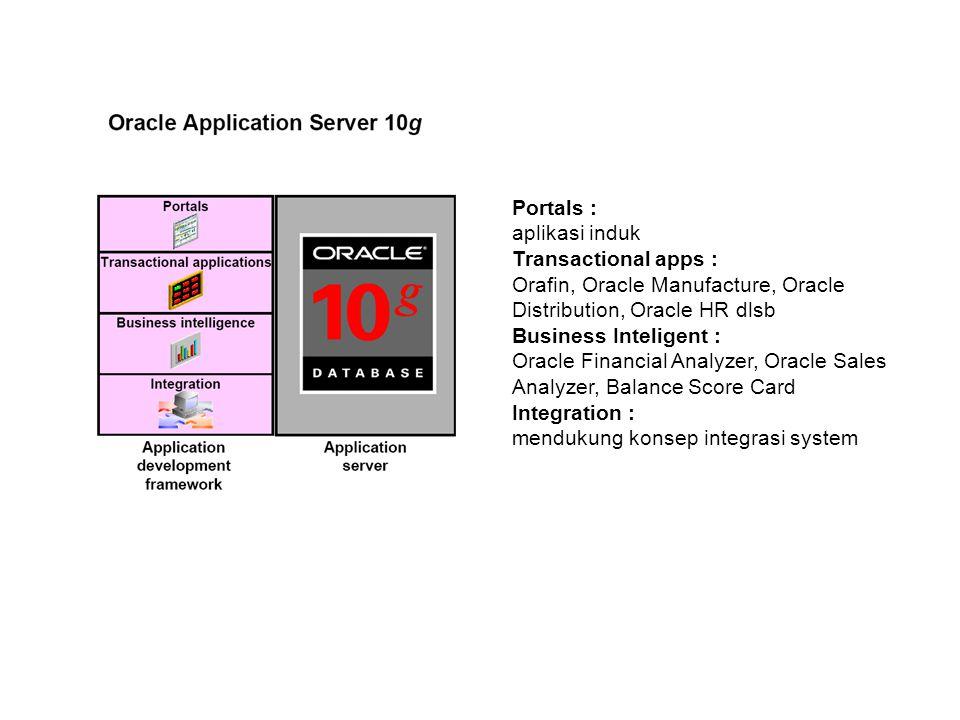 Memiliki kemampuan mengatur mekanisme manipulasi data di database Kehandalan dalam medukung mekanisme services di aplikasi