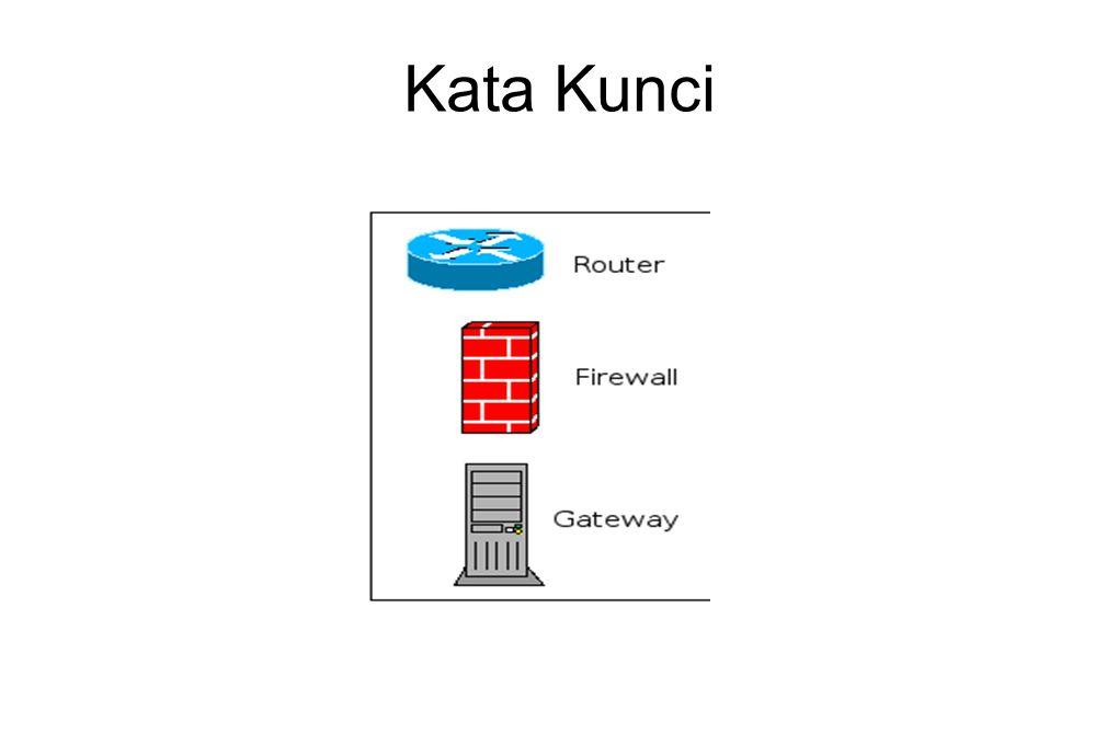 Firewall(packet filter)  Diimplementasikan pada level kernel space , dengan nama fungsi netfilter , dalam bentuk modul.