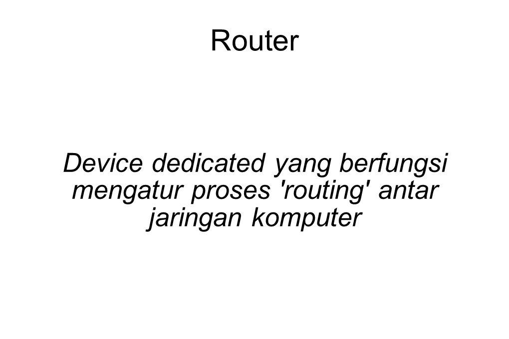 Konfigurasi kernel