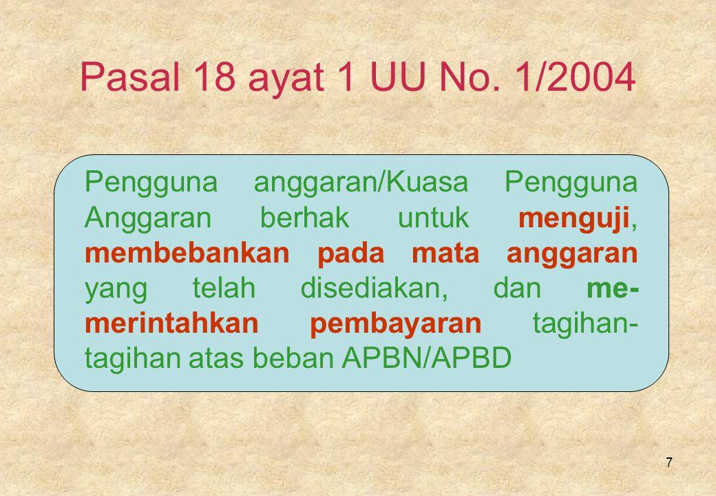 7 Pasal 18 ayat 1 UU No.
