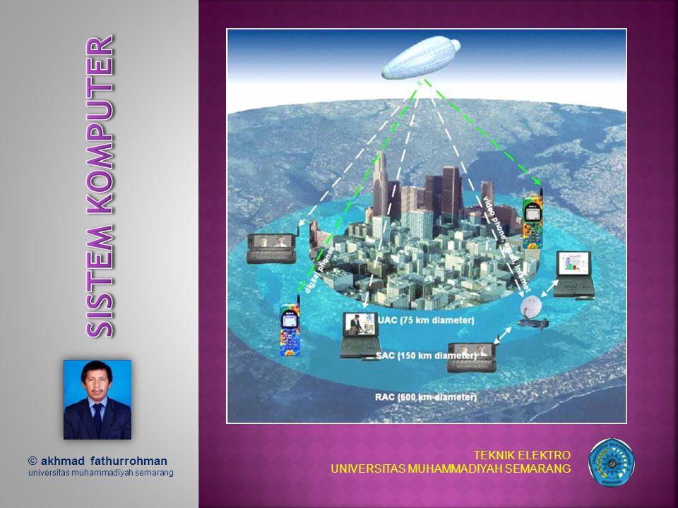 © akhmad fathurrohman universitas muhammadiyah semarang TEKNIK ELEKTRO UNIVERSITAS MUHAMMADIYAH SEMARANG