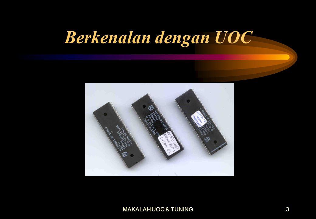 2 Pokok Bahasan •Apa itu UOC? •Apa fungsi UOC? •Mengapa harus UOC? •Ada apa dengan UOC? •Apa itu IIC? •Bagaimana sistem kerja IIC? •Bagaimana aplikasi