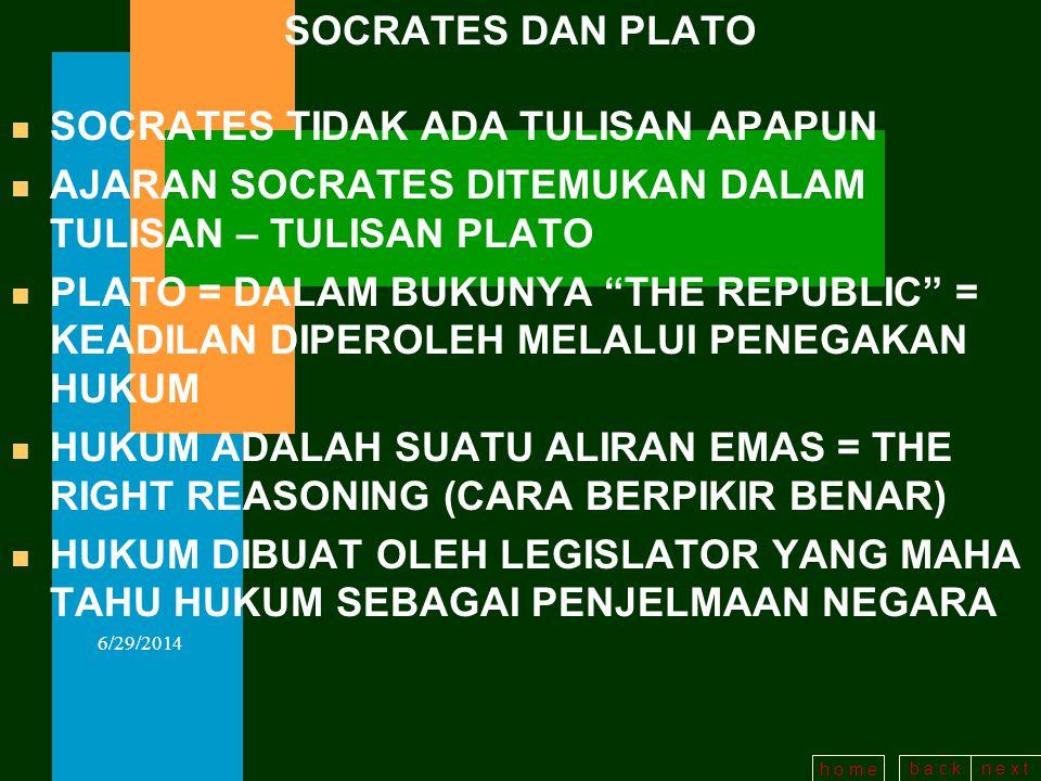 b a c kn e x t h o m e 6/29/2014 KEADILAN ARISTOTELES THOMAS AQUINAS JOHN RAWLS SOCRATES PLATO