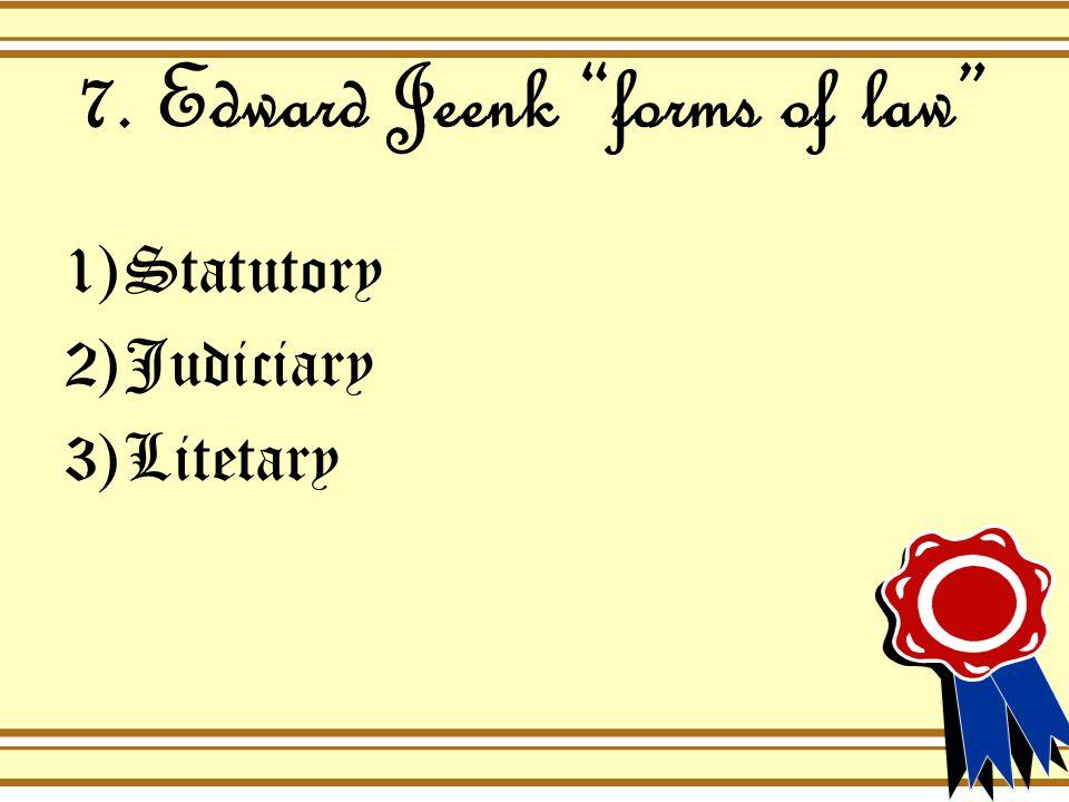 6. Sumber Hukum Yuridis a.Sumber hukum materil - KUHP Pidana - KUH Perdata b. Sumber Hukum Formal - UU - Kebiasaan - Traktat - Yurisprudensi - Doktrin
