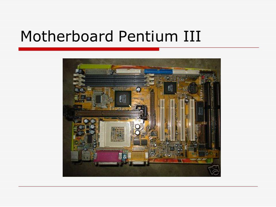 Motherboard Pentium III