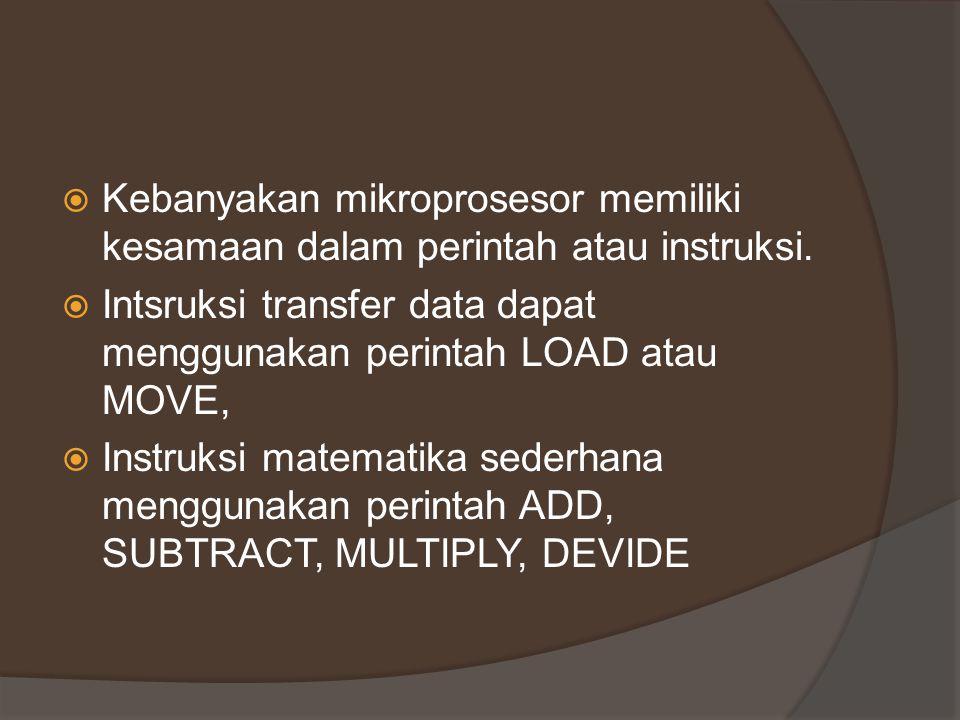 TOOLS PENGEMBANGAN PROGRAM BAHASA ASSEMBLY  Untuk mengembangkan program dalam bahasa assembly diperlukan tool sebagai berikut:  Editor  Assembler  Linker  Locator  Debugger  Emulator