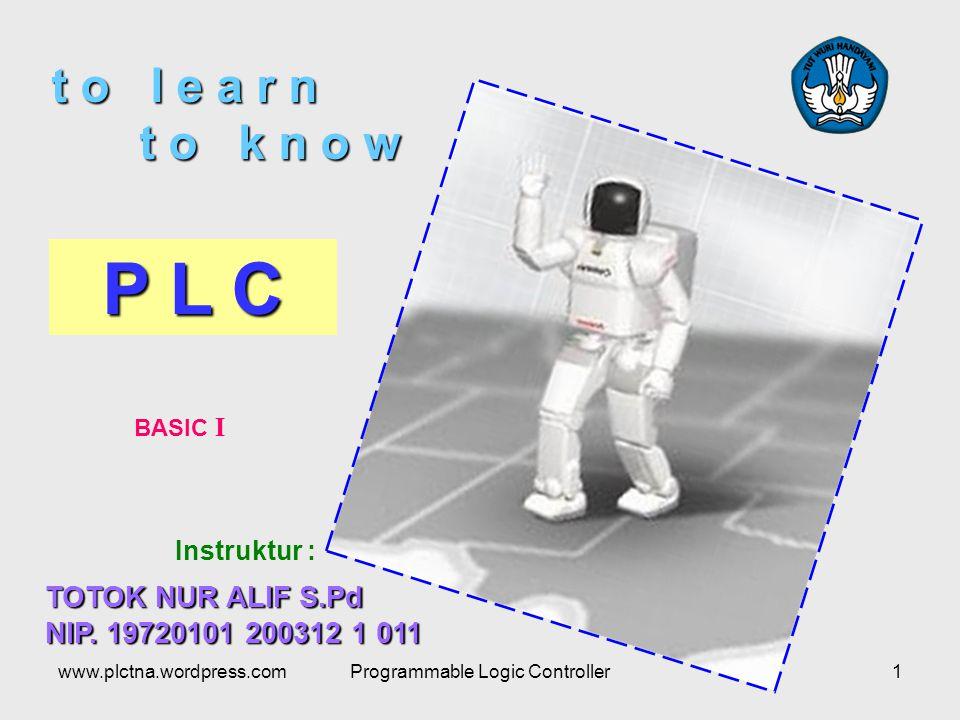 BAHASA PROGRAM PLC  MNEUMONIC CODE  LADDER DIAGRAM  FLOW SIGN Bahasa LOGIC yang digunakan dalam memasukkan data ke PLC yang mempunyai fungsi sama dengan menggambar dalam rangkaian manual yang akan dioperasikan.