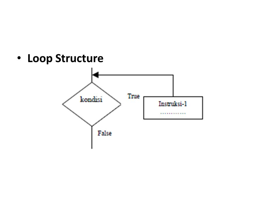 • Loop Structure
