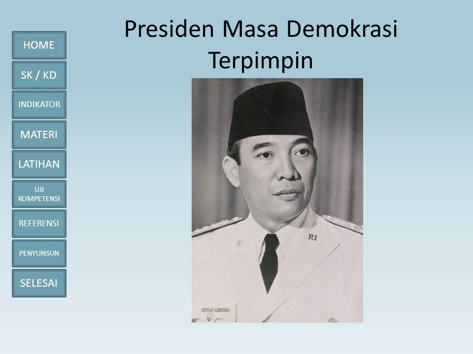 HOME SK / KD INDIKATOR MATERI LATIHAN UJI KOMPETENSI REFERENSI PENYUNSUN SELESAI Pembentukan Organisasi ASEAN