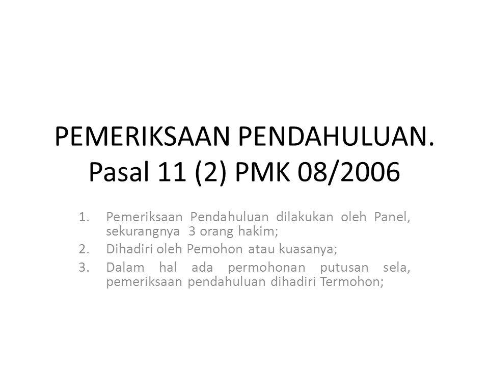 KETENTUAN HUKUM ACARA UMUM 1.PLENO DAN KORUM 2.PIMPINAN PLENO 3.PANEL 4.SIDANG PEMERIKSAAN DAN PENGUCAPAN PUTUSAN TERBUKA UNTUK UMUM 5.RAPAT PERMUSYAW