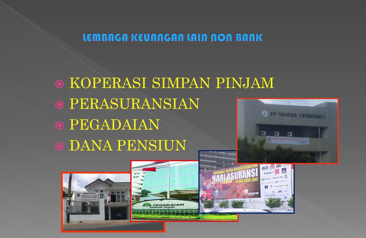 Bank Bank CentralBank Indonesia Tugas Pokok :  mencetak dan mengatur peredaran uang  menjaga kestabilan nilai uang.  memberikan kredit kepada bank-