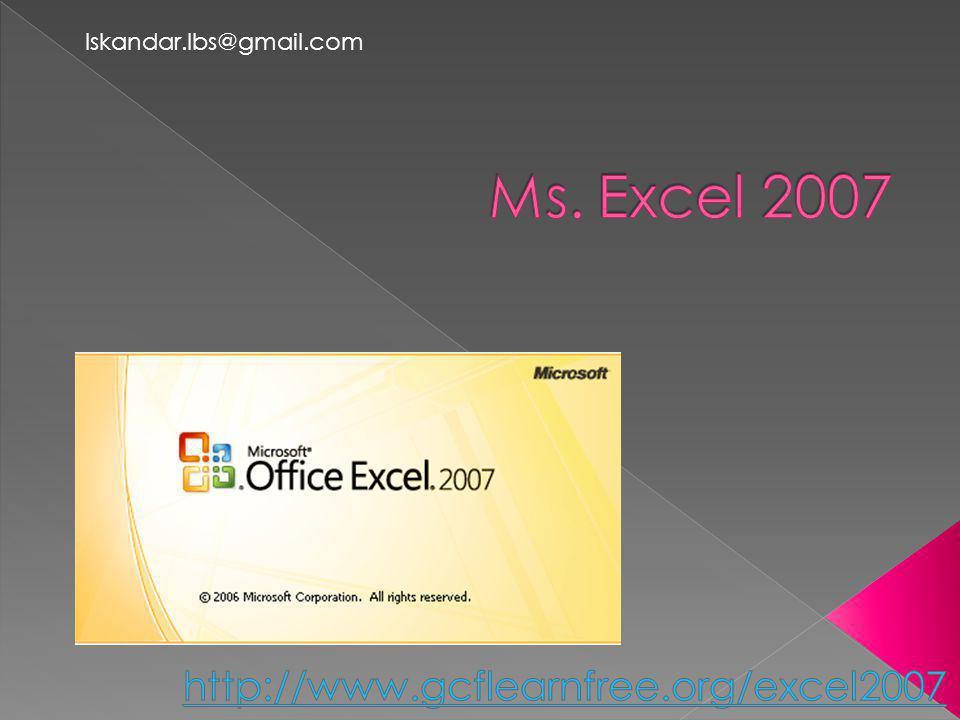  Sebelum Anda mulai membuat spreadsheet di Excel, Anda mungkin inginmengkonfigurasi lingkunga n Excel dan menjadi akrab dengan tugas kunci dan fitur seperti bagaimana untuk meminimalkan dan memaksimalkan Ribbon, mengk onfigurasitoolbar Quick Access, beralih tampilan halaman, dan akses pilihan Excel Anda.