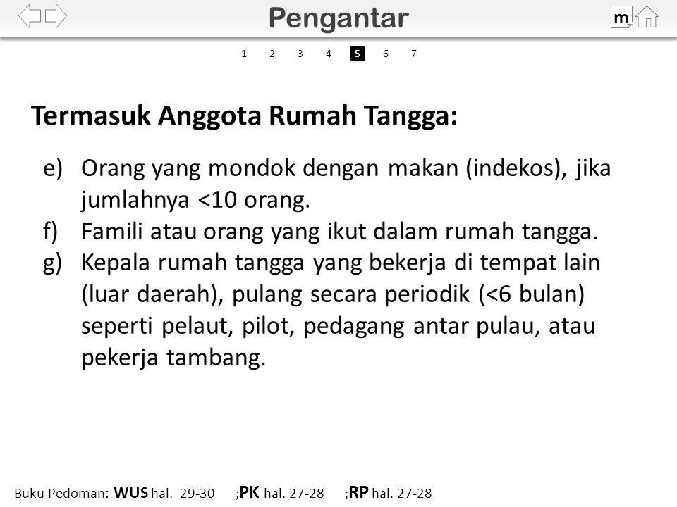SDKI 2012 m Buku Pedoman: WUS hal.33-34 ; PK hal.