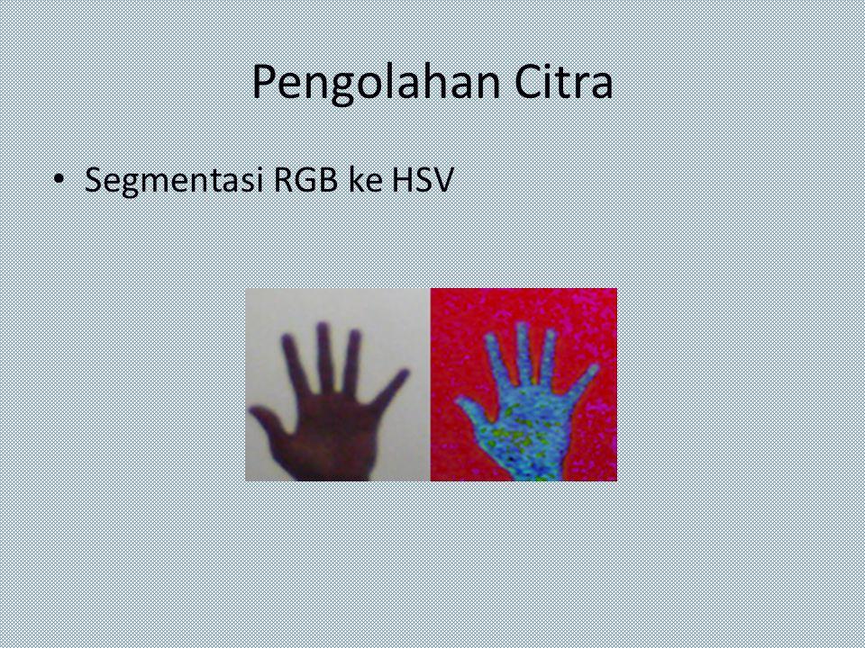 Pengolahan Citra • Segmentasi RGB ke HSV