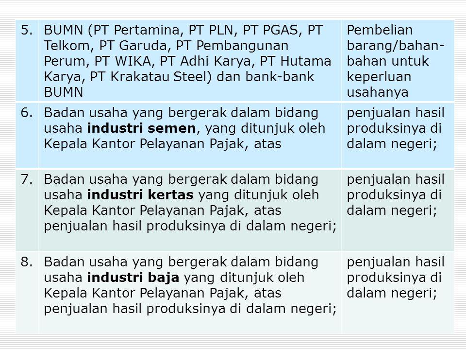 OBJEK PPh PASAL 26 1.dividen; 2.