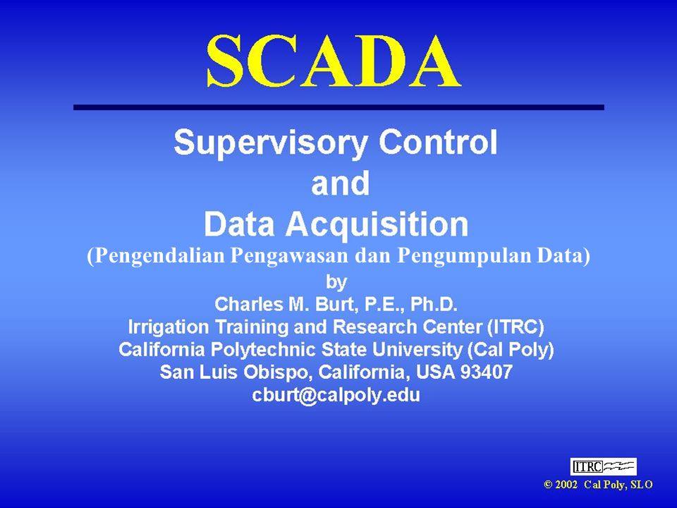 (Pengendalian Pengawasan dan Pengumpulan Data)