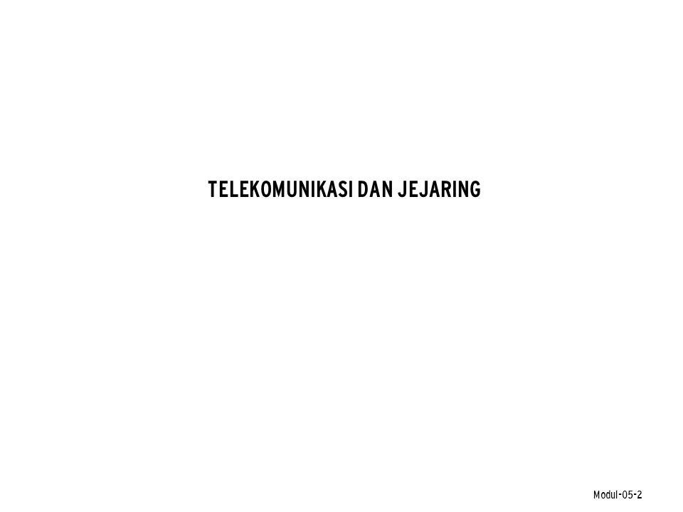 Modul-05-2 TELEKOMUNIKASI DAN JEJARING