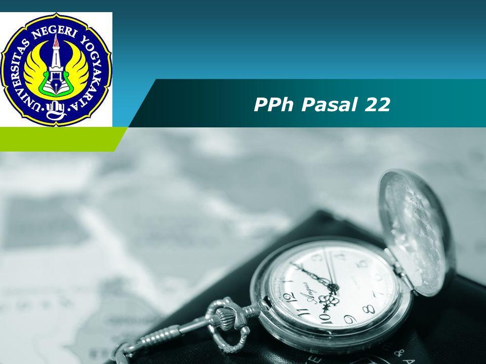 Company LOGO PPh Pasal 22