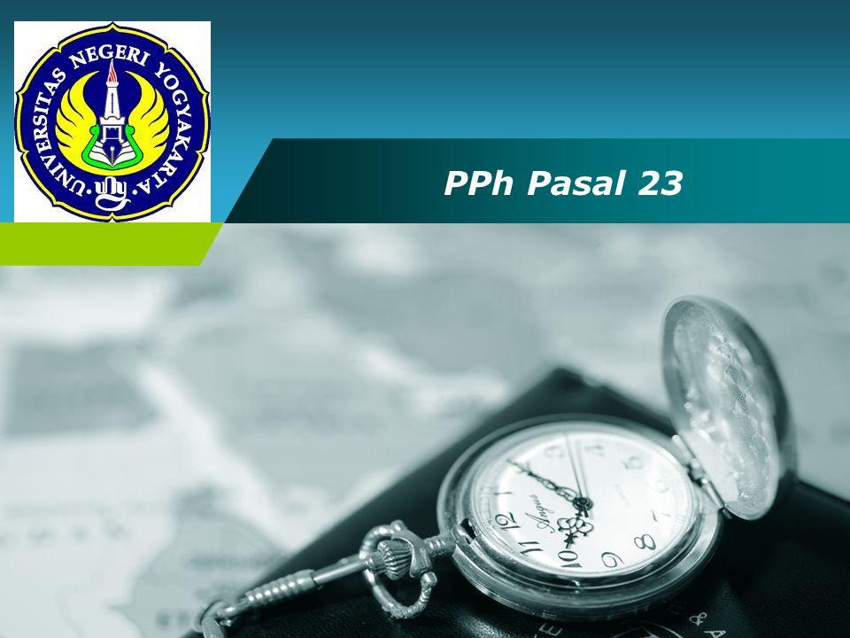 Company LOGO PPh Pasal 23