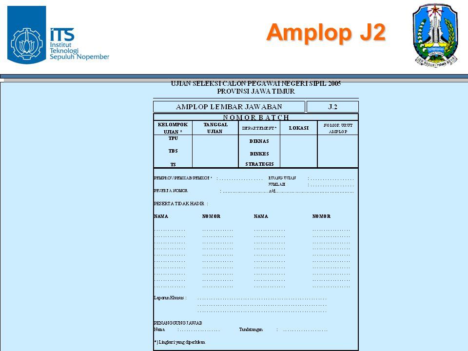 Amplop J2