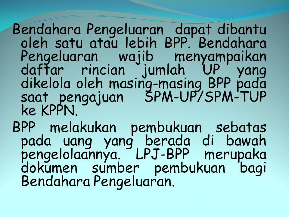 Bukti Penerimaan Lain-lain mendebet BKU, BP kas dan BP Lain-lain.