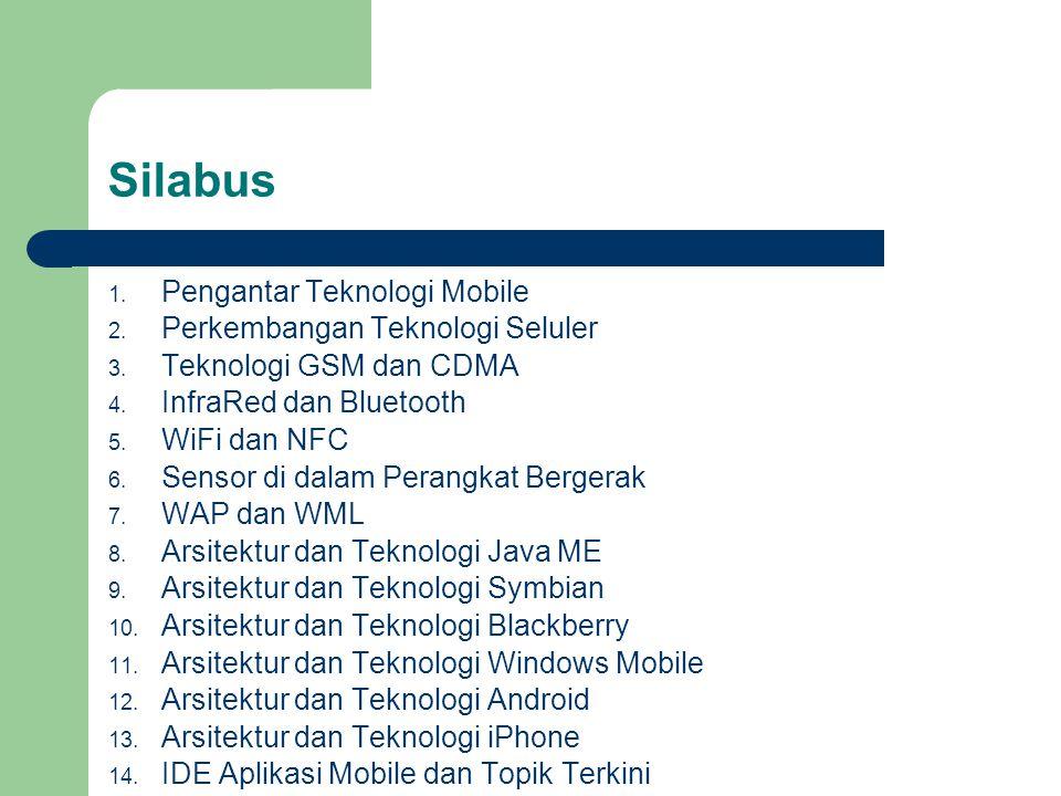 Referensi  Gunawan Wibisono dan Gunadi Dwi Hantoro, 2008, Mobile Broadband: Tren Teknologi Wireless Saat ini dan Masa Datang.