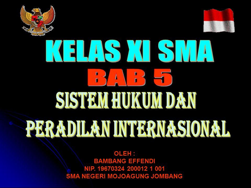 Lanjutan ……………….6.Jelaskan bagaimana proses ratifkasi yang dilakukan di negara Indonesia .