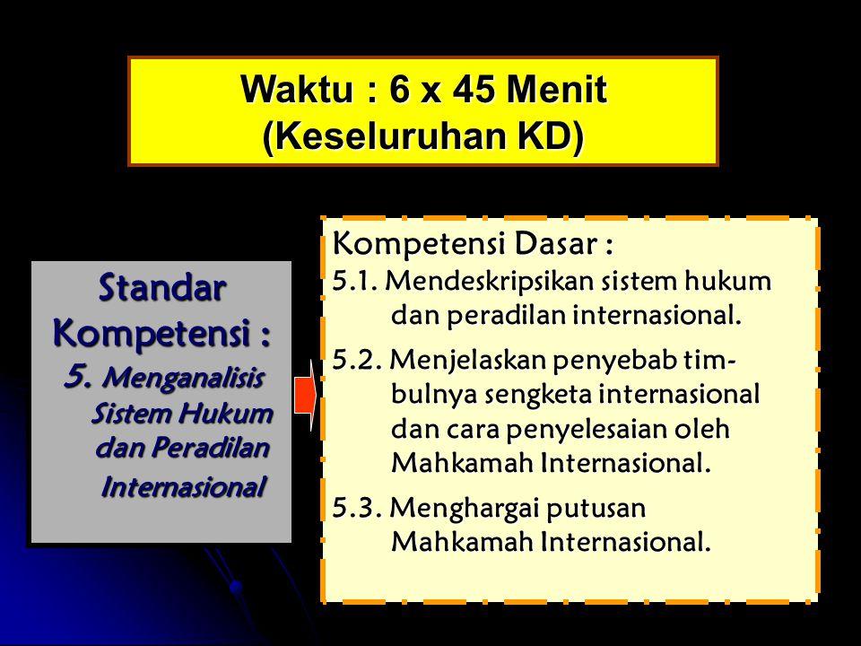 Pengesahan perjanjian internasional mrp tahap penting dalam proses pembuatan perjanjian internasional, karena suatu negara telah menyatakan diri untuk terikat secara definitif.