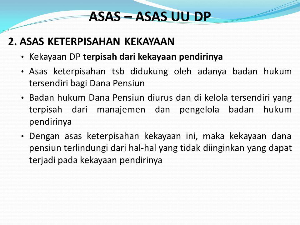 ASAS – ASAS UU DP 3.