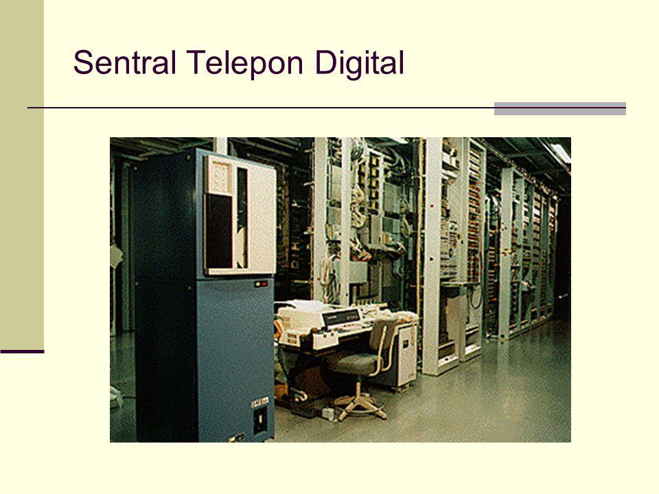 Sentral Telepon Digital