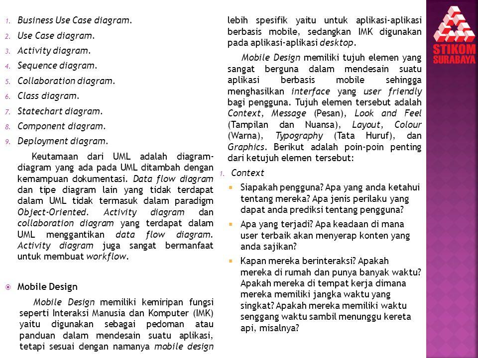  KESIMPULAN Kesimpulan yang dapat diambil dari hasil pembuatan aplikasi Majalah STIKOM Surabaya News berbasis Mobile berdasarkan pada hasil uji coba yang telah dilakukan adalah sebagai berikut: 1.