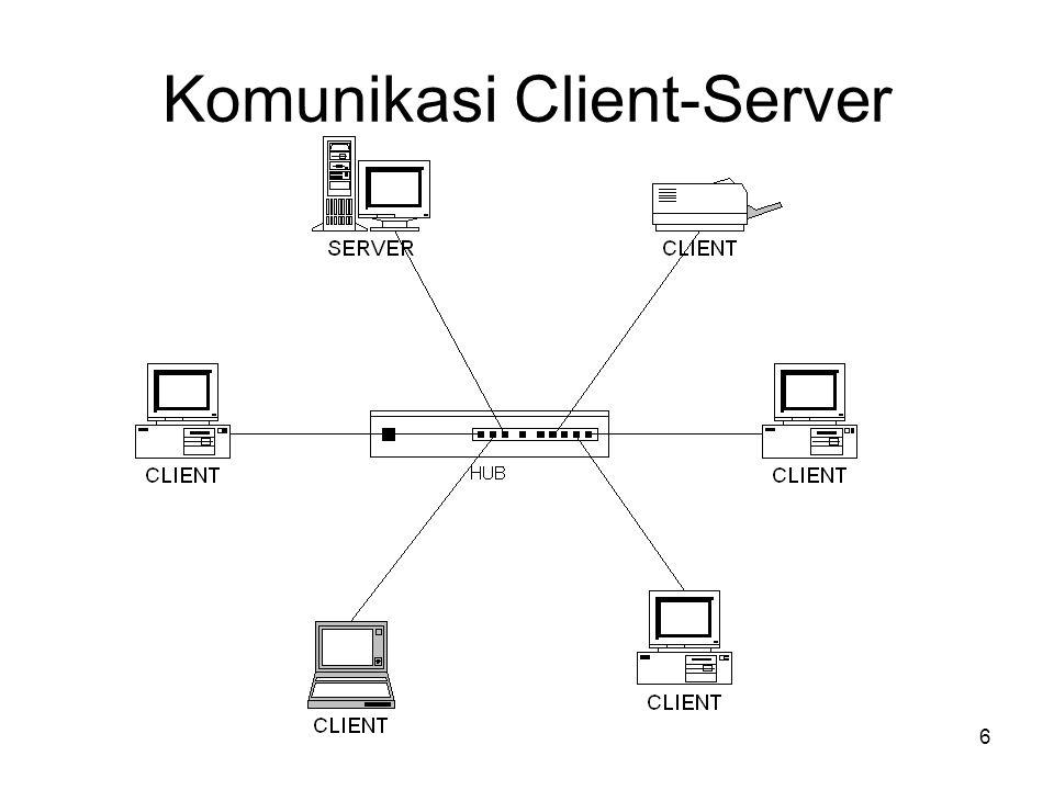 Komunikasi Client-Server 6