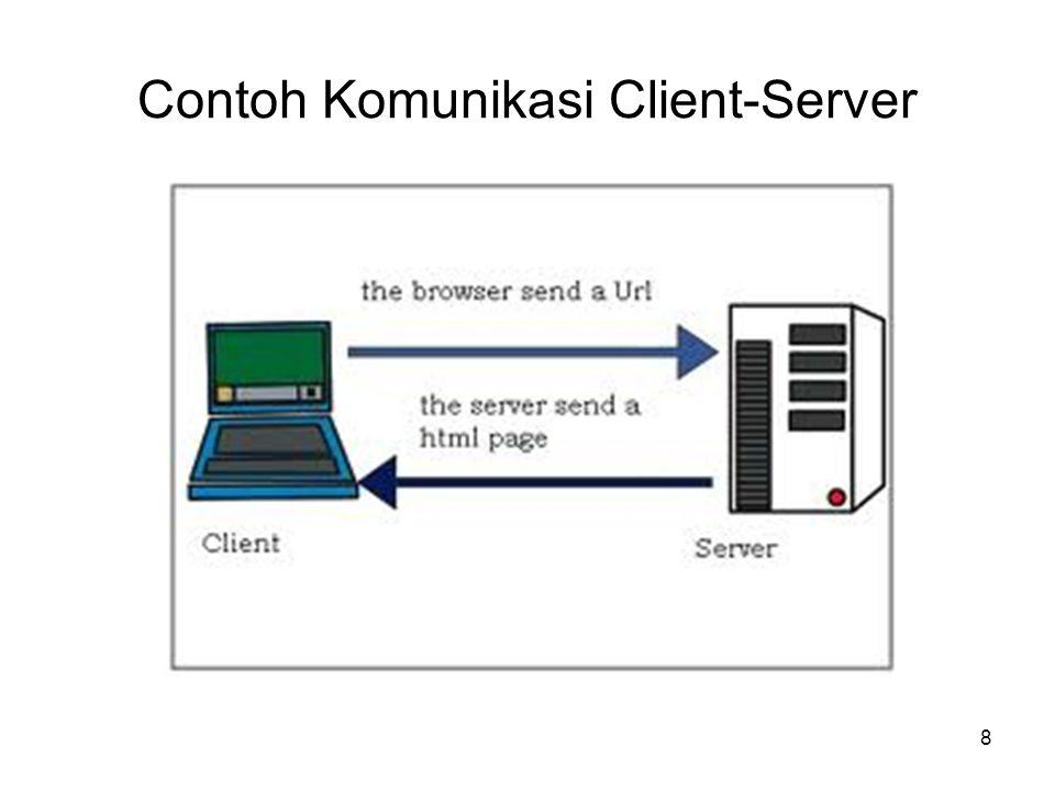 Contoh Komunikasi Client-Server 8