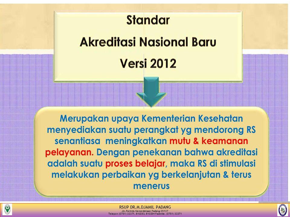 4 RSUP DR.M.DJAMIL PADANG Jln.Perintis Kemerdekaan Padang-25127 Telepon (0751) 32371, 810253, 810254 Faximile. (0751) 32371