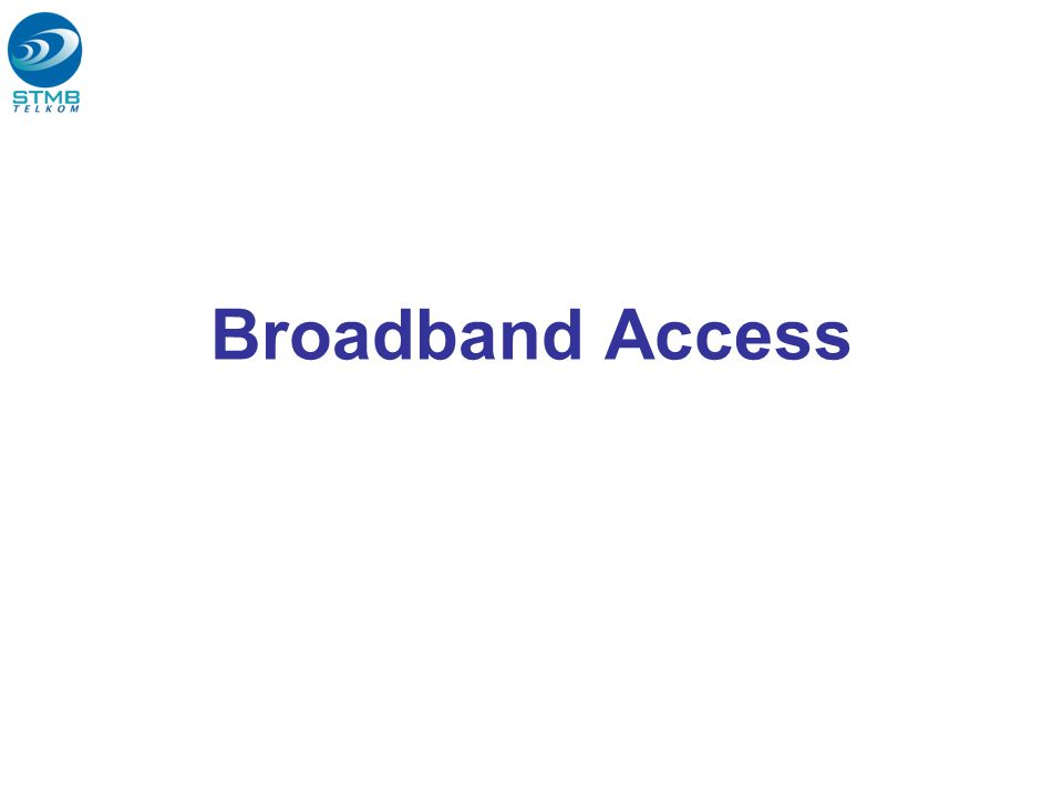 •Pertumbuhan jumlah pelanggan  jumlah dan kompleksitas aplikasi meningkat  kebutuhan bandwidth meningkat secara exponensial Kebutuhan Bandwidth SM241013 - Pengantar Sistem Telekomunikasi Semester genap 2007-2008 7