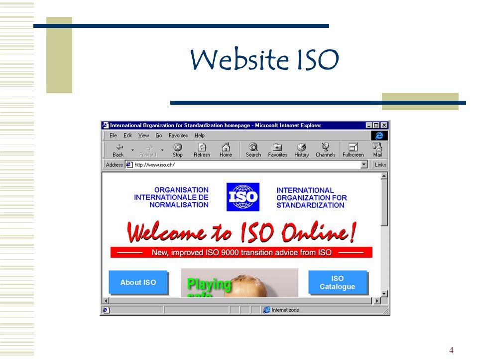 4 Website ISO