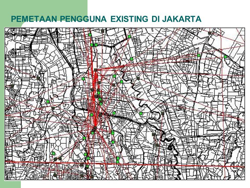 Komparasi tarif ISP (pengguna ilegal WLAN)  Jogyakarta: 64 kbps: Rp.