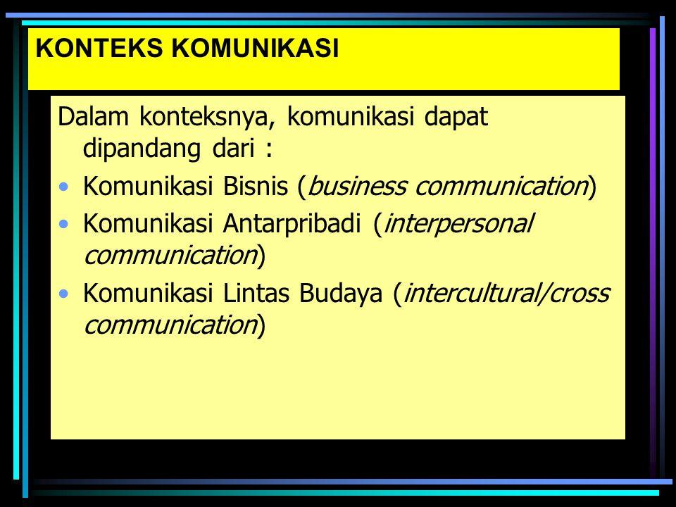 Hal-hal yang perlu diperhatikan dalam berkomunikasi : •Menyusun kata yang bermakna. •Dapat menciptakan suasana menjadi menarik dan menyenangkan. •Dapa