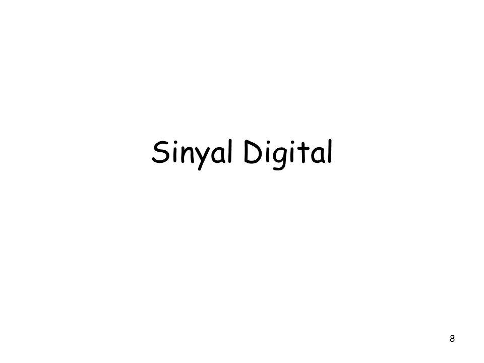 8 Sinyal Digital