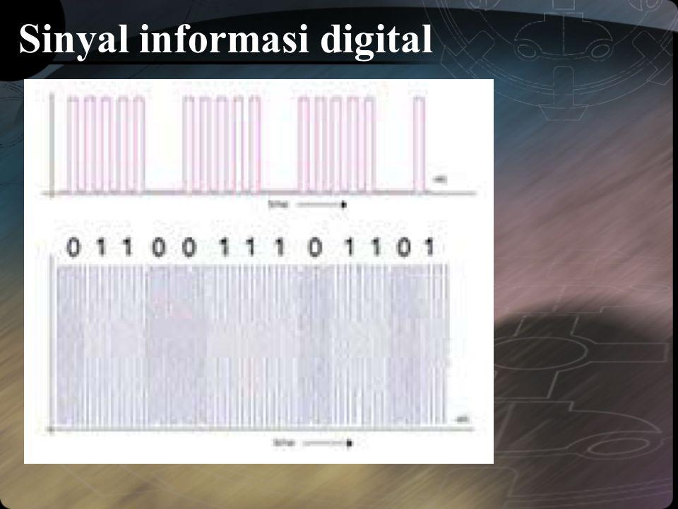 Sinyal informasi digital