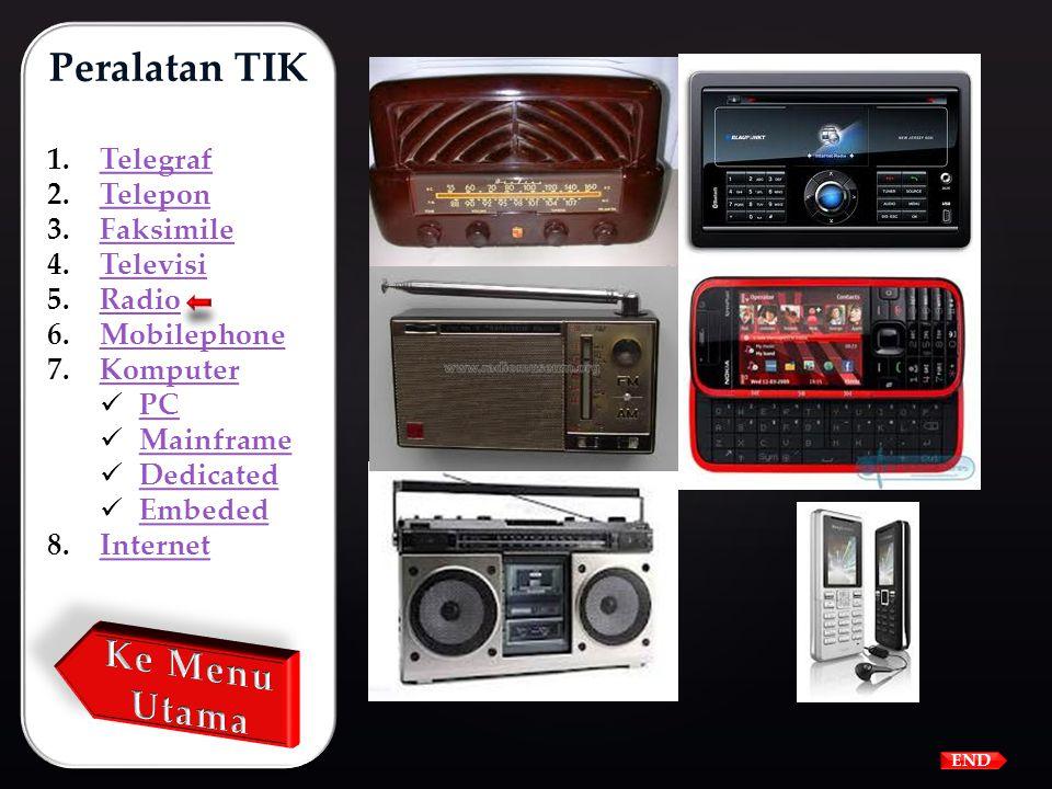 Radio adalah alat komunikasi yang mengirimksn suara melalui udara dengan menggunakan gelombang elektromagnetik. Ada beberapa teknik modulasi yang digu